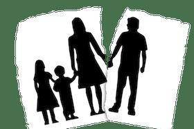 famille separée