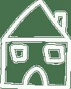 maison logo espace rencontre le creuset